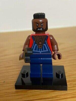 LEGO Mr T Minifigure B.A. Baracus THE A-TEAM From Dimensions Set 71251 - dim024