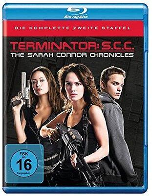 Blu-ray * Terminator - The Sarah Connor Chronicles - Season/Staffel 2 * NEU OVP