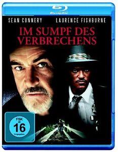 Blu-ray * Im Sumpf des Verbrechens * NEU OVP * Sean Connery