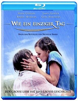 Blu-ray * Wie ein einziger Tag * NEU OVP * Nicholas