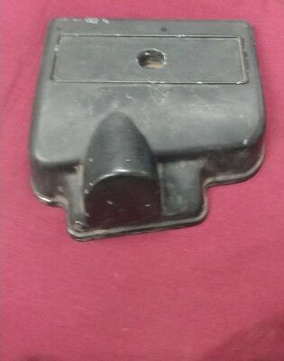 TRIUMPH TR6 70S RIGHT SIDE COVER METAL
