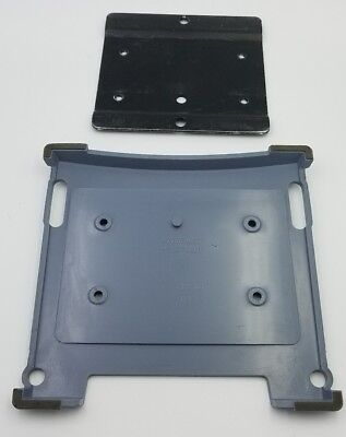 Ge Dash 2000 3000 4000 5000 Monitor Plastic Foot Base With Mounting Plate