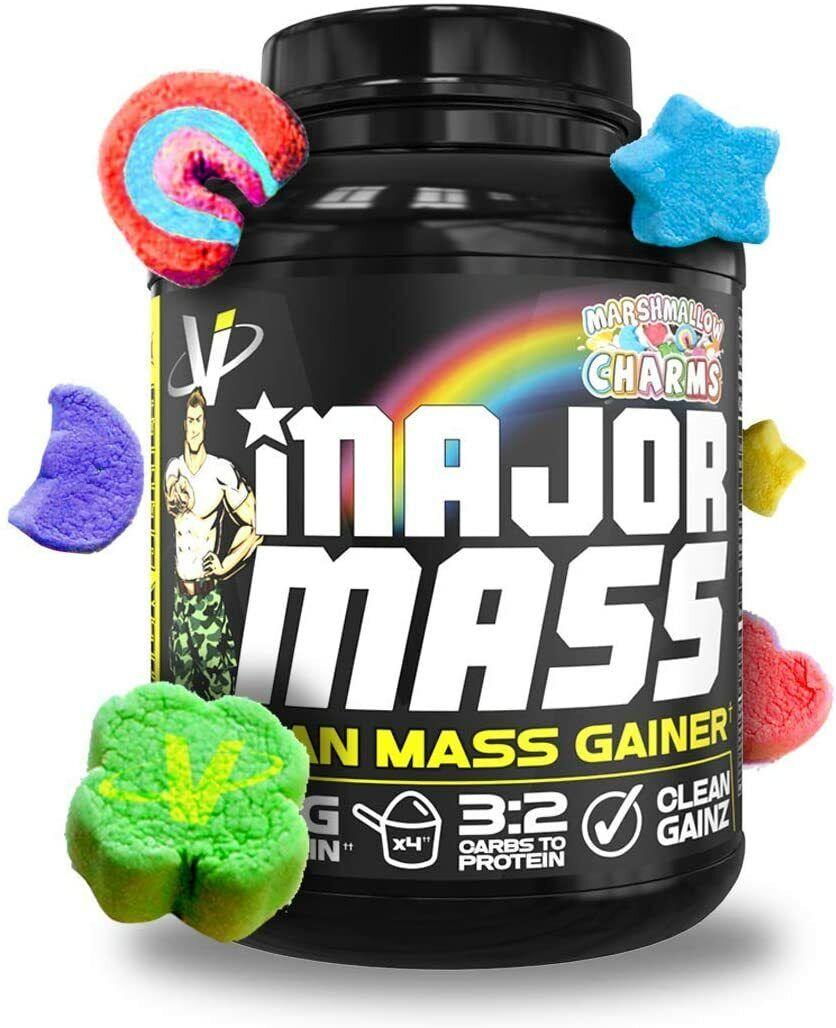 VMI Sports Major Mass Marshmallow  - 4 Pounds