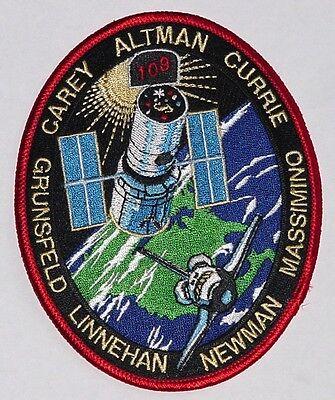 Aufnäher Patch Raumfahrt NASA STS-103 Space Shuttle Discovery ..........A3174