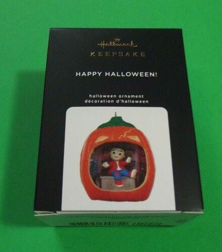 Happy Halloween! - Frankenstein - 2020 Hallmark Halloween Ornament - 8th - NIB