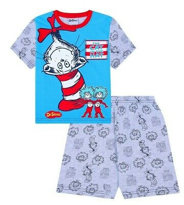 t in the Hat Pyjamas  Thing 1 Thing 2 PJs  (Dr Seuss Thing)