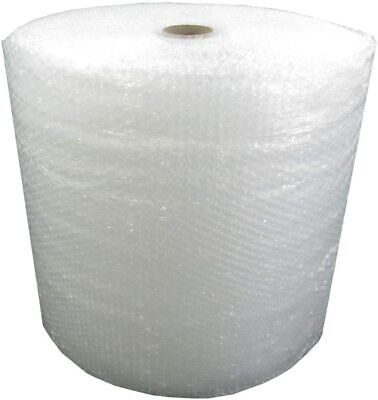 500MM x 100M SMALL BUBBLE - WRAP CUSHIONING QUALITY BUBBLE 100 METERS LONG ROLL
