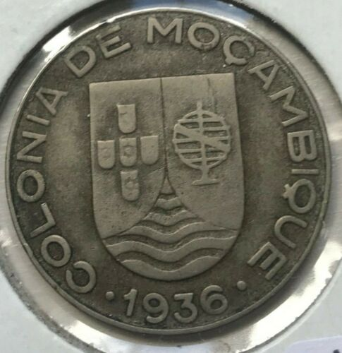 1936 Mozambique Escudo