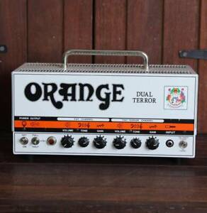 Orange Dual Terror Valve Head Pre-Owned Mount Lawley Stirling Area Preview