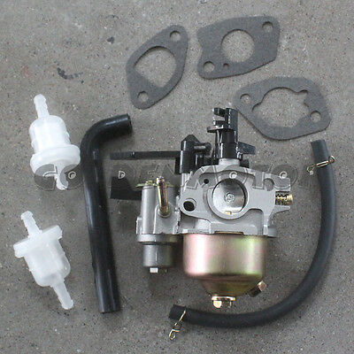Carburetor Kit For Harbor Freight Predator 212cc 6 5hp Go Kart Engine Fuel  Line
