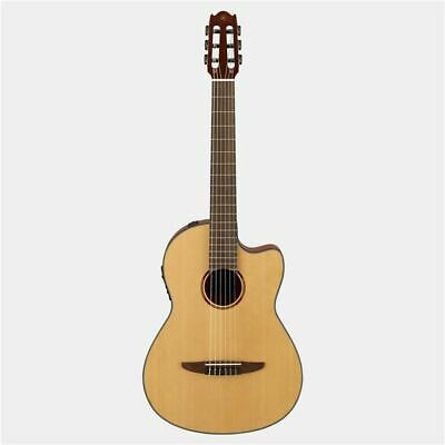 Yamaha NCX1 Nylon String Acoustic Electric Guitar w/Solid Sitka Spruce Top