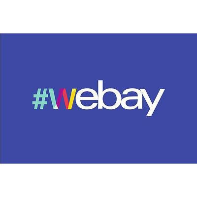 eBay Digital Gift Card $100 for $95 Celebrating LGBT Pride Month Email delivery