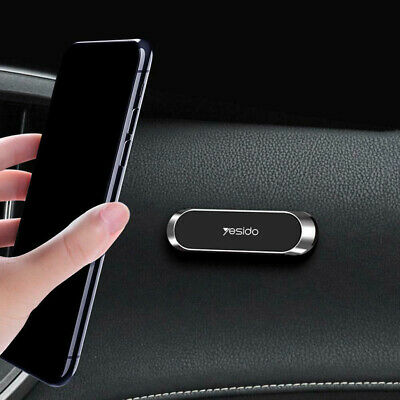 Strip Shape Magnetic Car Phone Holder Stand For iPhone Magnet Mount Accessories segunda mano  Embacar hacia Mexico