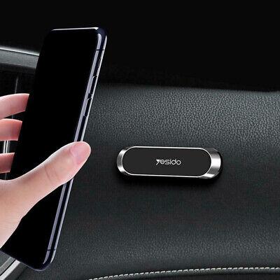 Strip Shape Magnetic Car Phone Holder Stand For iPhone Magnet Mount Accessories comprar usado  Enviando para Brazil