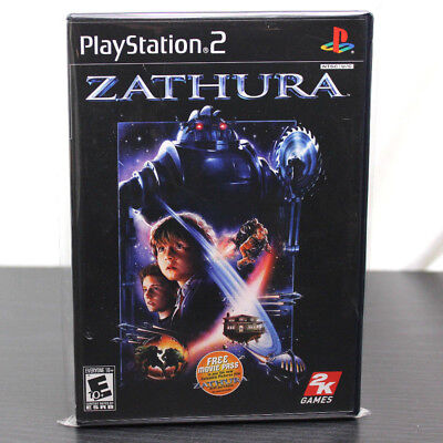 Zathura A Space Adventure  PlayStation 2  Buy 2 Get 1 Free Ps2