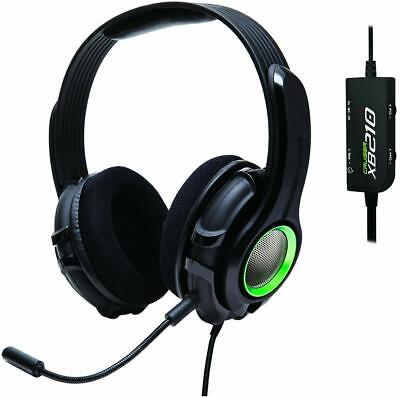 Cruiser XB210 Bass Quake Stereo Gaming Headset / Detachable Mic Xbox 360 NEW