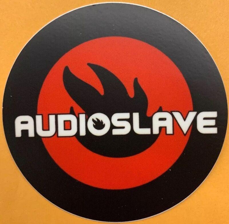 "Audioslave Chris Cornell Sticker For Skateboard Car Laptop Audio Slave Decal 3"""