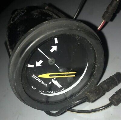 Honda Outboard Trim/Tilt Gauge & Bracket