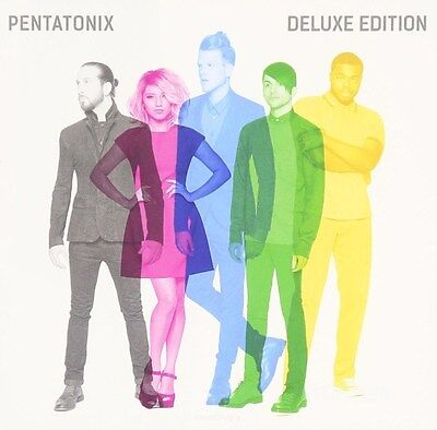 Pentatonix Pentatonix Deluxe Edition Target Exclusive CD 3 Bonus Tracks New