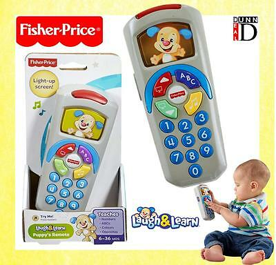 Fisher-Price Baby First 1st TV  Puppy