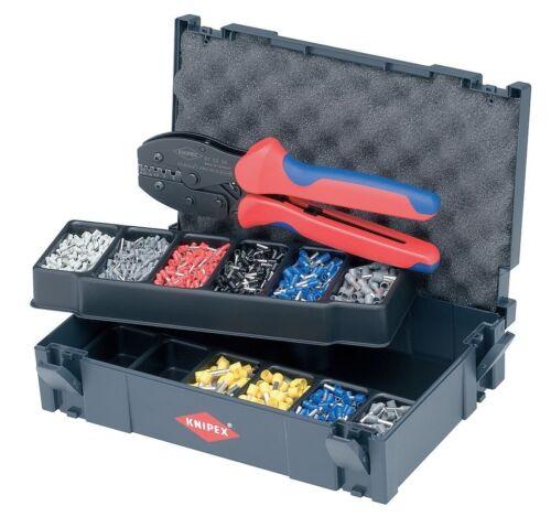 Knipex 97-90-23 Crimp Assortment Set