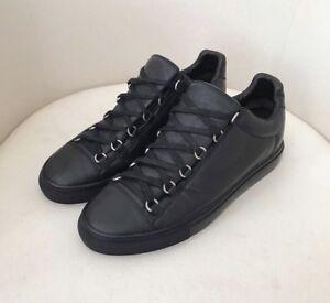Balenciaga Arena Dark Navy Low Top shoes