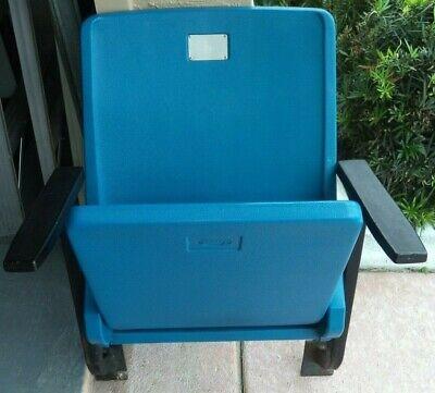 Toronto Blue Jays Argonauts Exhibition Stadium Seat Number 6 With COA Toronto Blue Jay Stadium