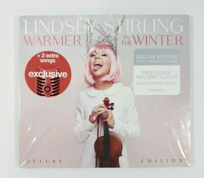 Lindsey Stirling: Warmer in the Winter, CD, Target Exclusive, Deluxe Edition