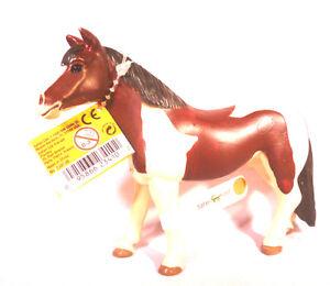 Z1-Top-Safari-Pinto-WESTERN-CABALLO-CABALLOS-NUEVO-caballo-salvaje