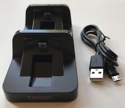 Dual Charging Dock for Playstation 4 Controllers PS4