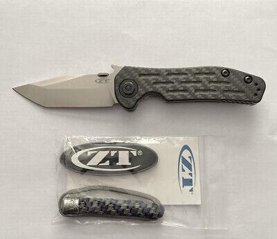 Zero Tolerance ZT0620CF M390 Emerson ZT KNIFE