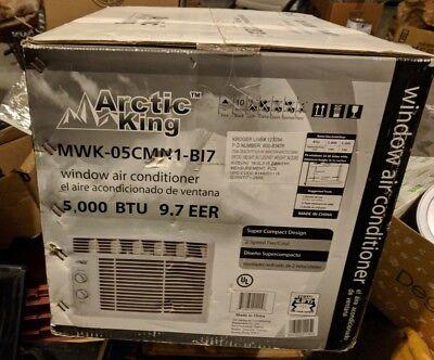 Arctic King 5000 Btu EER Window Air Conditioner