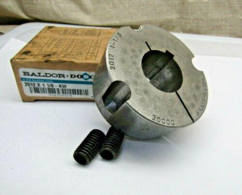 """Dodge 117090 2012 X 1-1/8 KW  1-1/8"""" Taper Lock Bushing"""