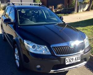 2012 Skoda Octavia Scout 4wd Wagon - immaculate. Port Noarlunga South Morphett Vale Area Preview