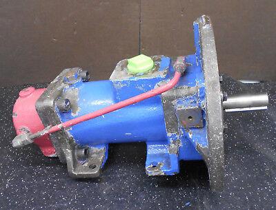 Delaval Imo A3dbcx187 Hydraulic Pump 2 X 1
