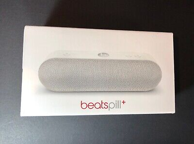Beats By Dr Dre Píldora + Altavoz de Bluetooth Inalámbrico [Blanco Edición]