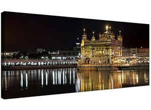 Cheap Canvas Pictures of Sikh Golden Temple for your Living Room