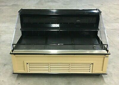 Killion Open Air 75 Open Air Bakery Sushi Deli Display Case Pfw-740-46-48-v-n