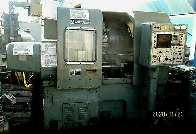 Mori Seiki Sl-2h Cnc Numerical Control Lathe With Fanuc 6t Controlfcfslimited