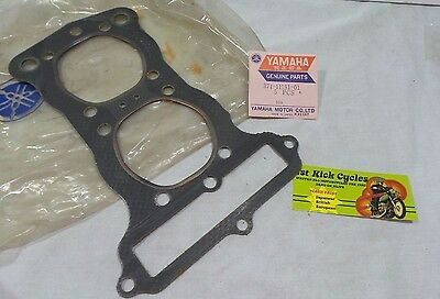 NOS YAMAHA TX500 XS500 CYLINDER HEAD GASKET 1 TX XS 500 371-11181-01