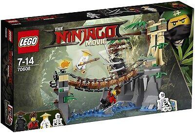 Lego Ninjago Master Wu's Water-Fall 70608