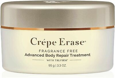 Crepe Erase Advanced Body Repair Treatment 3.3 oz Sealed New