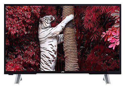JVC LT-40VF53A LED Fernseher 40 Zoll 102cm Full HD DVB-C/-T2/-S2 Smart TV WLAN