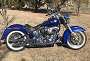 2005 Harley-Davidson Softail Deluxe 1450 Queanbeyan Queanbeyan Area Preview