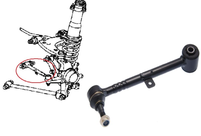 REAR TRACK CONTROL ROD ARM FOR LEXUS GS300 GS430 IS200 GS300 ALTEZZA ARISTO