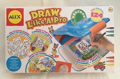 ALEX Draw Like A Pro Artist Studio
