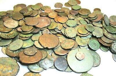Ancient Roman Coins - Bronze 207 - 370 A.D. Historical Coins Of the Roman Empire