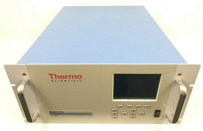 Thermo Scientific / Thermo Electron Model 410i CO2 Analyzer P/N 410i-ANPDCC