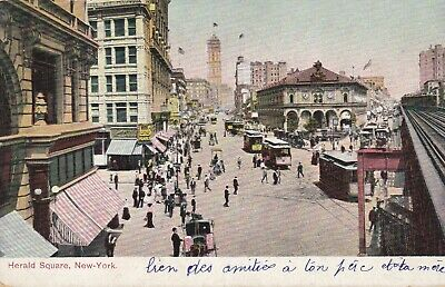 carte postale   etat unis  new york