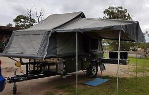 As new Cruiser Offroad Camper Trailer Parramatta Parramatta Area Preview